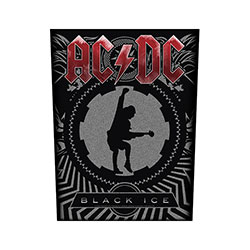 AC/DC Back Patch: Black Ice