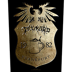 Tankard Back Patch: Crest (Loose)