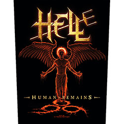 Hell Back Patch: Human Remains