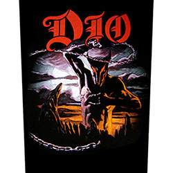 Dio Back Patch: Holy Diver