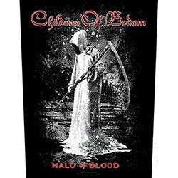 Children Of Bodom Back Patch: Halo of Blood