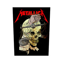 Metallica Back Patch: Harvester of Sorrow
