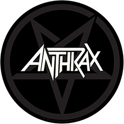 Anthrax Back Patch: Pentathrax
