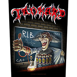 Tankard Back Patch: R.I.B (Loose)