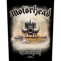 Motorhead Back Patch: Aftershock