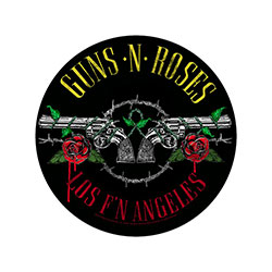 Guns N' Roses Back Patch: Los F'N Angeles