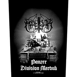 Marduk Back Patch: Panzer Division