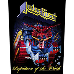 Judas Priest Back Patch: Defenders of the Faith