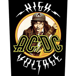 AC/DC Back Patch: High Voltage
