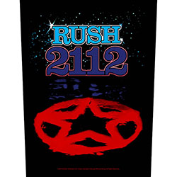 Rush Back Patch: 2112