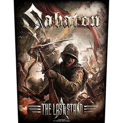 Sabaton Back Patch: The Last Stand
