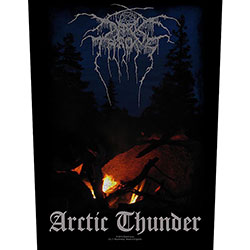 Darkthrone Back Patch: Arctic Thunder