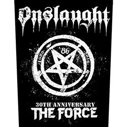 Onslaught Back Patch: The Force 30th Anniversary