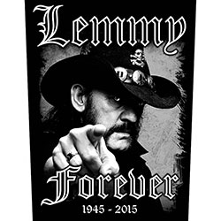 Lemmy Back Patch: Forever