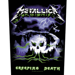 Metallica Back Patch: Creeping Death