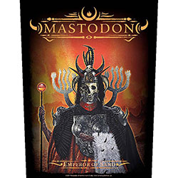 Mastodon Back Patch: Emperor of Sand