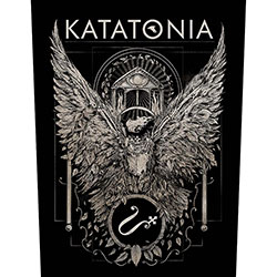Katatonia Back Patch: Temple