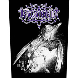 Katatonia Back Patch: Brave Murder Day
