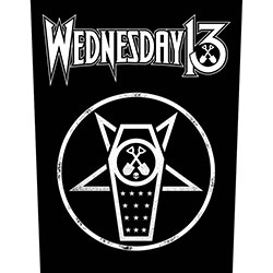Wednesday 13 Back Patch: What the Night Brings