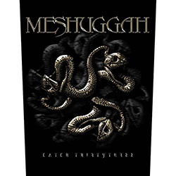 Meshuggah Back Patch: Catch 33