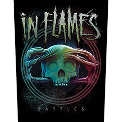 In Flames Back Patch: Battles (Loose)