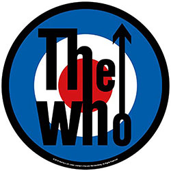 The Who Back Patch: Target