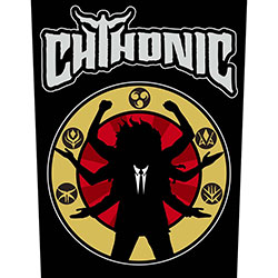 Chthonic Back Patch: Deity