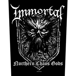 Immortal Back Patch: Northern Chaos (Loose)