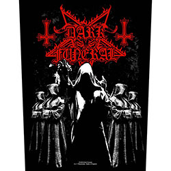 Dark Funeral Back Patch: Shadow Monks (Loose)