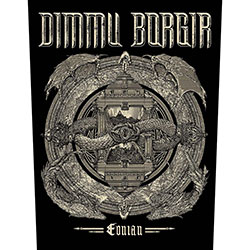 Dimmu Borgir Back Patch: Eonian