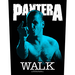 Pantera Back Patch: Walk