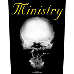 Ministry Back Patch: The Mind is a terrible thing (Loose)