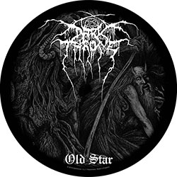 Darkthrone Back Patch: Old Star (Loose)