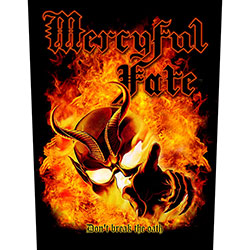 Mercyful Fate Back Patch: Don't Break The Oath (Loose)