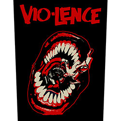 Vio-Lence Back Patch: Eternal Nightmare (Loose)