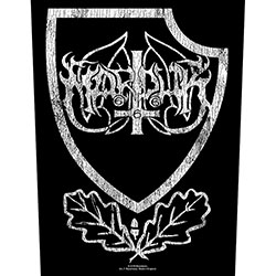 Marduk Back Patch: Panzer Crest (Loose)