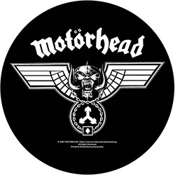 Motorhead Back Patch: Hammered