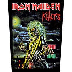 Iron Maiden Back Patch: Killers