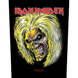 Iron Maiden Back Patch: Killers / Eddie