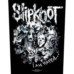 Slipknot Back Patch: I am Hated