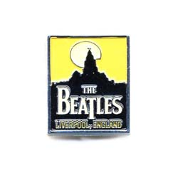 The Beatles Pin Badge: Liverpool