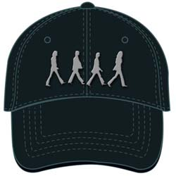 The Beatles Men's Baseball Cap: Abbey Road with Badge