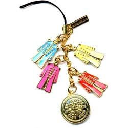 The Beatles Phone Charm: Sgt Pepper