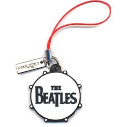 The Beatles Phone Charm: Drum