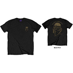Black Sabbath Unisex Tee: US Tour 78 (Back Print/Retail Pack)
