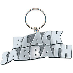 Black Sabbath Standard Key-Chain: Wavy Logo