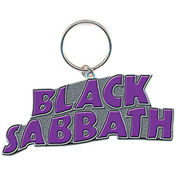 Black Sabbath Standard Key-Chain: Daemon