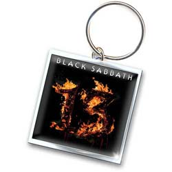 Black Sabbath Standard Key-Chain: 13