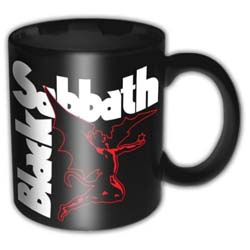 Black Sabbath Boxed Standard Mug: Daemon