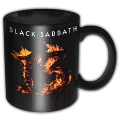 Black Sabbath Boxed Standard Mug: 13